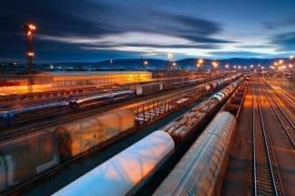 транспортировке по железной дороге