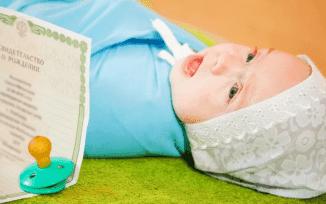 получение снилс новорожденному