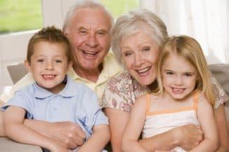 как оформить доплату к пенсии за детей